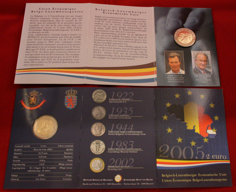 2 Euro Münzen Aus Belgien
