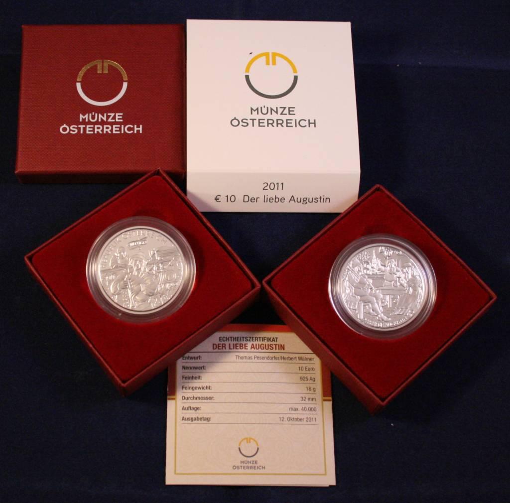 Münzen Aus österreich